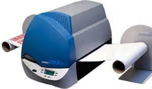 Gerber EDGE thermal printng   White Ink Printing - Orange County Signs