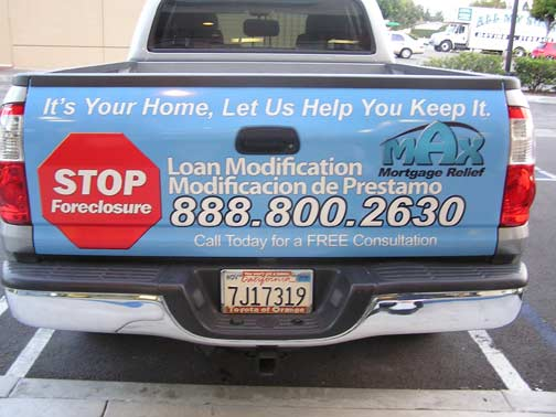 For more information on our custom vehicle decals give us a call at 714 573 9313