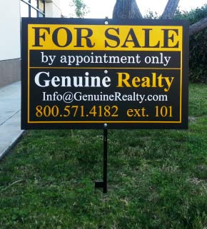 real-estate-frame-and-sign