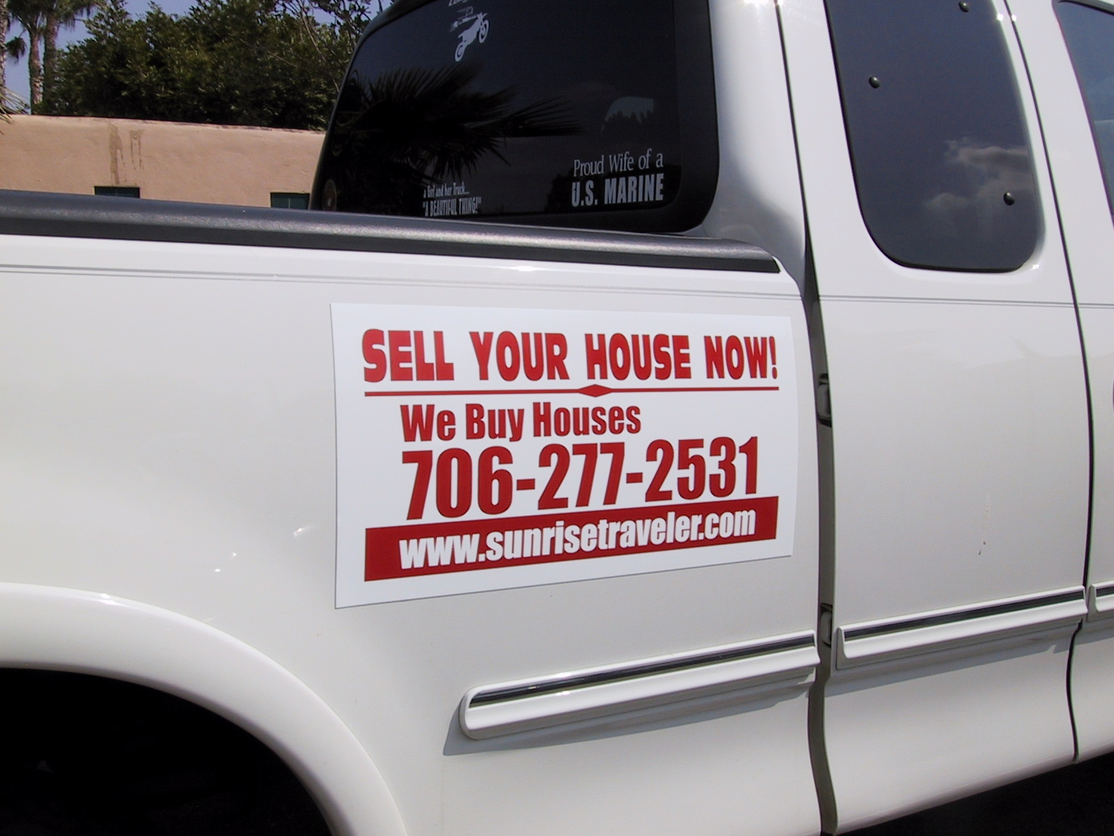 Shipping A Car Cost >> Magnetic Signs - Orange County Signs